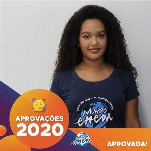 Parabéns Ana Laura!🥇 Aprovada em FARMÁCIA pela UNICAMP.