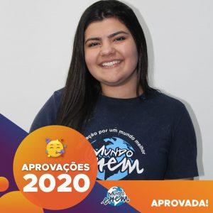 Parabéns Fernanda!🥇 Aprovada em DIREITO pela FADITU.