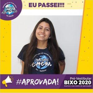 Parabéns Jéssica!🥇 Aprovada em ODONTOLOGIA pela PUCC.