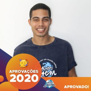 Parabéns José Cícero!🥇 Aprovado em ENGENHARIA DE MANUFATURA pela UNICAMP.