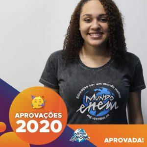 Parabéns Alessandra!🥇 Aprovada em ENGENHARIA QUÍMICA pela UFTM.