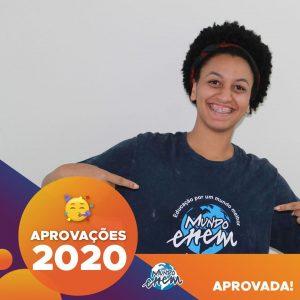 Parabéns Débora!🥇 Aprovada em SERVIÇO SOCIAL pela UFBA e UFPE.