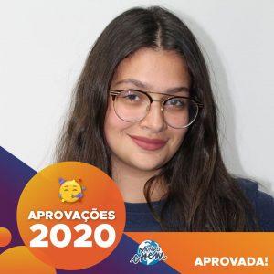 Parabéns Maria Clara!🥇 Aprovada em DIREITO pela FASP.