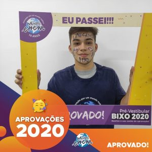 Parabéns Marcos!🥇 Aprovado em 10º lugar em ENGENHARIA CIVIL pela UNICAMP.