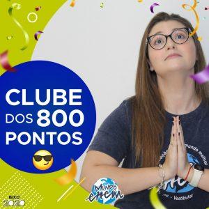 Parabéns Laura, 920 pontos na redação do ENEM📝!