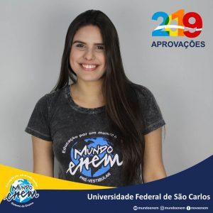 🏆 Parabéns 🏆 Ana Beatriz pela aprovação em Engenharia Florestal na UFSCar - Universidade Federal de São Carlos