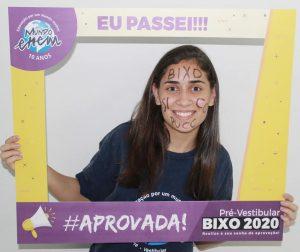 🏆 Parabéns 🏆 Ana Cristina pela aprovação em psicologia na PUC Campinas