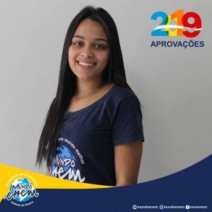 🏆 Parabéns 🏆 Gabriela  pela aprovação em Química na PUC-Campinas
