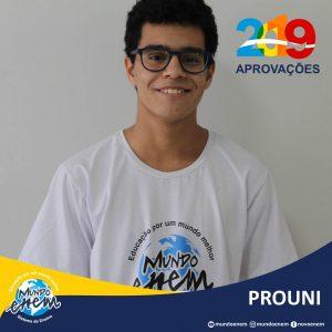 🏆 Parabéns 🏆 Hudson Silva pela aprovação em Direito na Faditu Itu com bolsa 100%