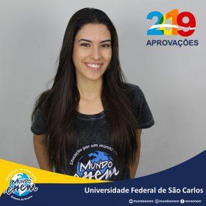 🏆 Parabéns 🏆 Luana pela aprovação em Administração na UFSCar - Universidade Federal de São Carlos